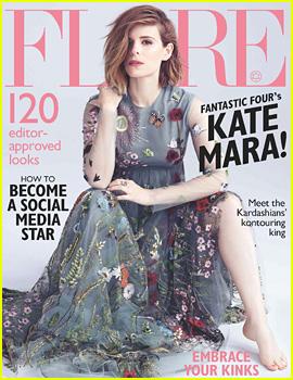 Kate Mara Talks 'Fantastic Four' with 'Flare' (Exclusive)