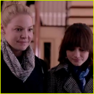 Katherine Heigl & Alexis Bledel Get Married in 'Jenny's Wedding' Trailer - Watch Now!