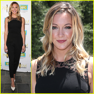 Katie Cassidy Honored At Prism Awards 2015