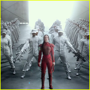 Jennifer Lawrence's Katniss Unites an Army in New 'Mockingjay Part 2' Teaser Trailer - Watch Now!