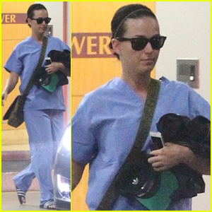 Katy Perry Steps Out After Taylor Swift VMA Hypocrisy Tweet