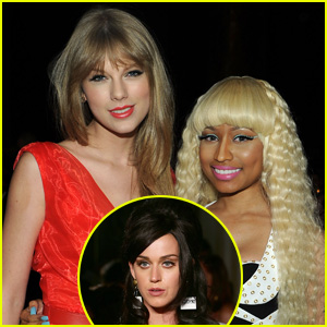 Katy Perry Calls Out Taylor Swift for Nicki Minaj Hypocrisy
