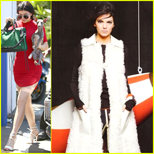 Kendall Jenner Stars In Fendi's Fall 2015 Campaign - See The Pic!