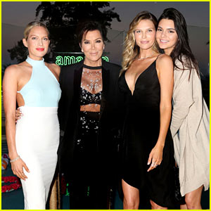 Kris Jenner Opens Up About Caitlyn Jenner's ESPYs Speech