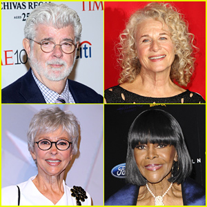 Kennedy Center Honorees 2015 Announced: George Lucas, Carole King & More!