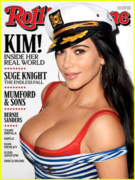 Kim Kardashian to 'Rolling Stone': 'I'm So Much Smarter Than I'm Portrayed'