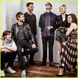 Lily James & Matt Smith Debut 'Pride & Prejudice & Zombies' Trailer at Comic-Con 2015