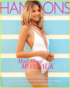 Martha Hunt Gushes About Taylor Swift in 'Hamptons' Mag Cover Story