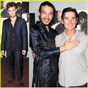 Ezra Miller & Michael Angarano Bring 'The Stanford Prison Experiment' To NYC!