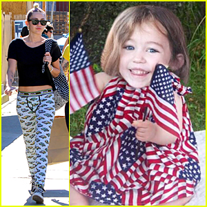 Miley Cyrus Gets Ready For July 4th Weekend With Epic Photoshopped Photo!