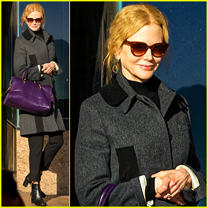 Nicole Kidman & Her Mom Run Errands Together in Sydney