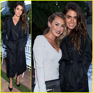 BFFs Nikki Reed & Alexa PenaVega Catch Up at Just Jared & JustFab's Malibu Dinner