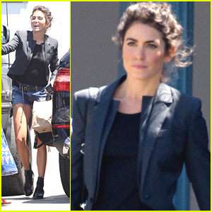 Nikki Reed Steps Out For Some Shopping After 'Sleepy Hollow' Casting