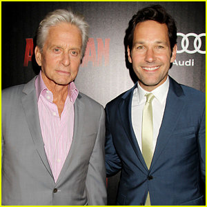 Paul Rudd's Son Didn't Think He Was Cool Enough to Play Ant-Man!