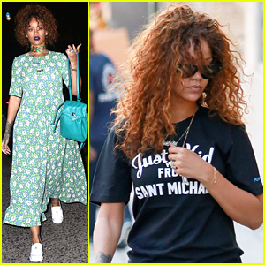 Rihanna Receives a Death Threat From a Stalker on Social Media