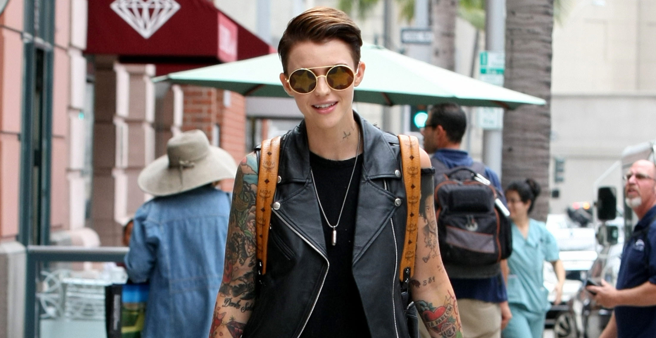 Ruby Rose Began Saving for Gender Reassignment Surgery at