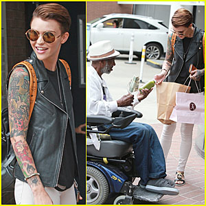 Miraculous Ruby Rose Began Saving For Gender Reassignment Surgery At Age Five Short Hairstyles Gunalazisus
