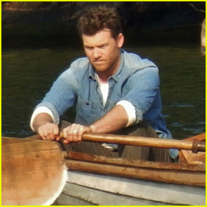 Sam Worthington Gets to Work on 'The Shack' in Vancouver