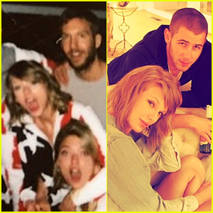 Taylor Swift Hosts Star-Studded Fourth