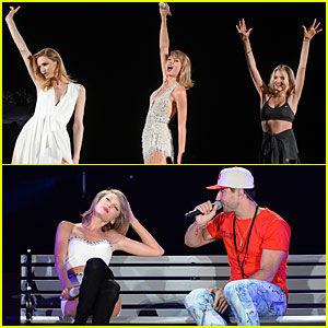 Taylor Swift 'Takes Her Time' With Sam Hunt in Chicago (Video)