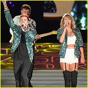Taylor Swift 'Shuts Up and Dances' With Walk The Moon - Watch the Video!