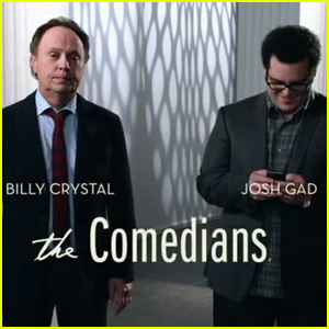 Billy Crystal & Josh Gad's 'Comedians' Cancelled by FX