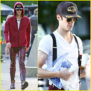 Grant Gustin Says Thank You For 'The Flash' Emmy Nomination