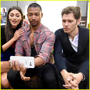 The Originals' Joseph Morgan Gets Instagram Account During Comic-Con 2015