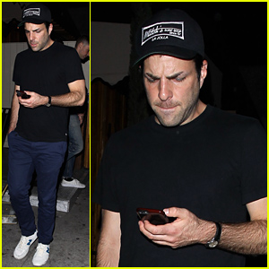 Zachary Quinto Appreciates the Kardashians Now Because of Caitlyn Jenner