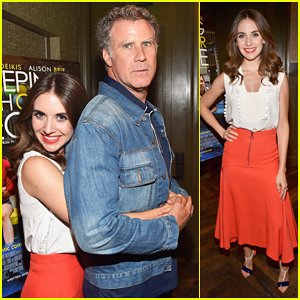 Alison Brie Thinks Men & Women Can Just Be Friends