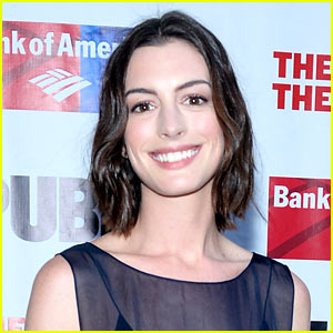 Anne Hathaway Is Heading to TV in a Brand New Miniseries