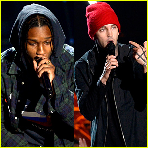 A$AP Rocky & Twenty One Pilots' MTV VMAs 2015 Performance (Video)