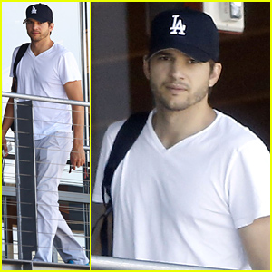 Ashton Kutcher Thinks Women Shouldn't Have to Deal With These Things