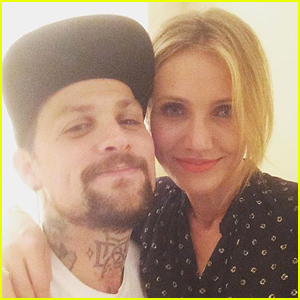 Benji Madden Posts Sweetest Message for Cameron Diaz's 43rd Birthday!
