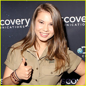 Bindi Irwin Joins 'Dancing With the Stars' Fall 2015 Season!
