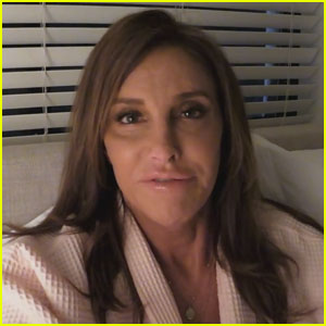 Caitlyn Jenner Isn't Ready to Wear a Swimsuit Yet (Video)