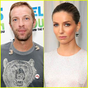 Chris Martin Dating Peaky Blinders' Annabelle Wallis - Report