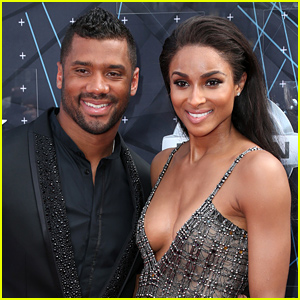 Ciara Responds to Her Ex Future's Problems with Russell Wilson Spending Time with Their Son