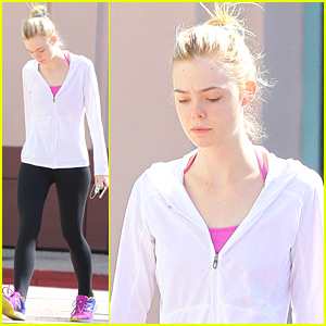 Elle Fanning Signs On For 'All The Bright Places'