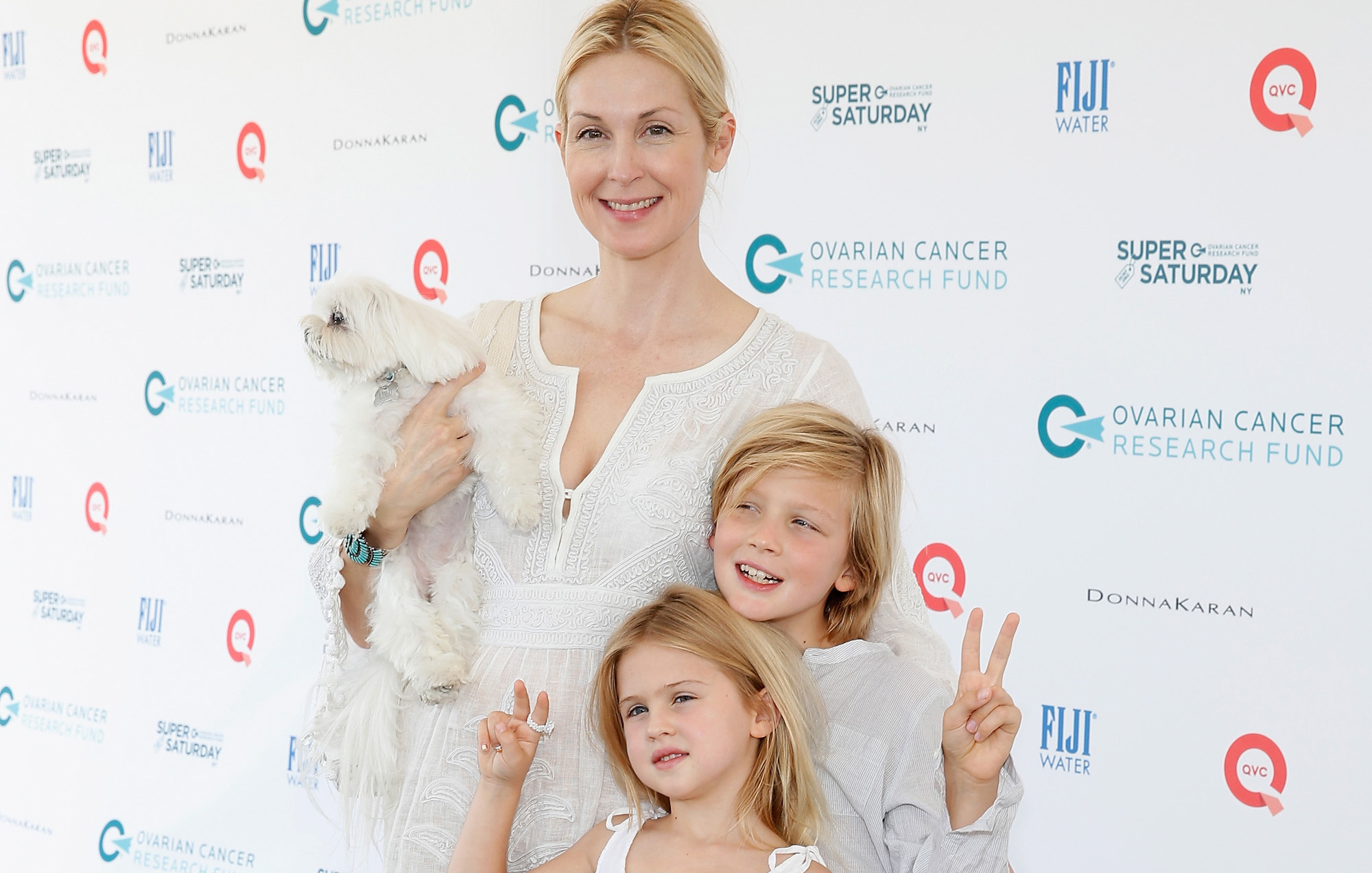 Professional activities and personal life Kelly Rutherford 71