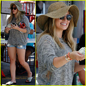 hilary duff flay: