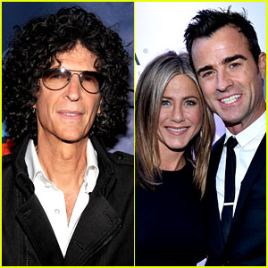 Howard Stern Tells All About Jennifer Aniston's Wedding to Justin Theroux!
