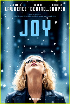 Jennifer Lawrence's Movie 'Joy' Gets First Poster!