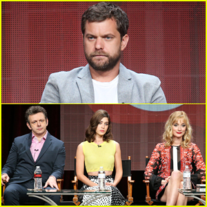 Joshua Jackson, Michael Sheen & Lizzy Caplan Hit Summer TCA for Showtime!