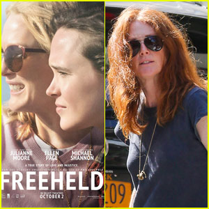 Two New Posters Unveiled for Julianne Moore's Film 'Freeheld'