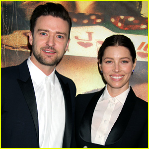 Jessica Biel Gushes Over Baby Silas &am
