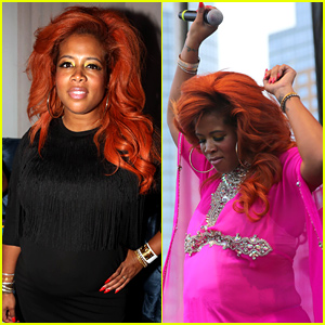 Kelis Is Pregnant with Her Second Child (Report)