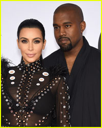 Kanye West Reportedly Doesn't Want Kim Kardashian To Be Distracted At His Shows