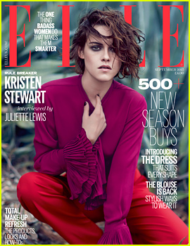 Kristen Stewart on Her Resting B-tch Face: 'I Actually Smile A Lot'