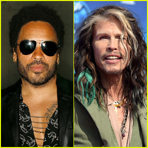 Lenny Kravitz Responds to 'Penisgate' with Steven Tyler's Text